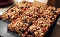 Δημιουργείστε την δική σας μπάρα δημητριακών