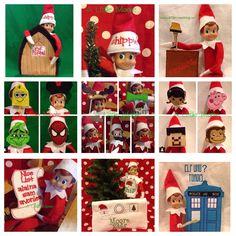 Elf on the Shelf 2014 Calendar! I LOVE IT!!! :)