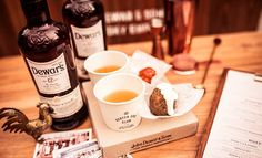 Les fameux Scotch Eggs avec les whiskies Dewar's #whisky #gastronomie #scotchwhisky