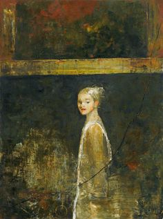Goxwa Goxwa was born in Valetta, Malta in She began painting at a very young age and enroll. Painting Of Girl, Oil Painting Abstract, Figure Painting, Words On Canvas, Expressionist Artists, Epic Art, Encaustic Art, Art Station, Medieval Art