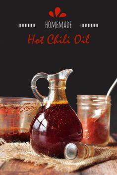 How To Make Hot Chili Oil At Home