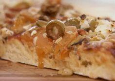 בצק פיצה ללא שמרים של קרין גורן