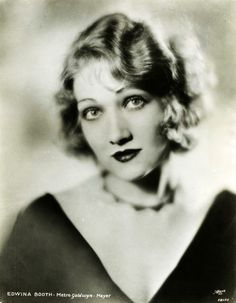 Edwina Booth, 1920s