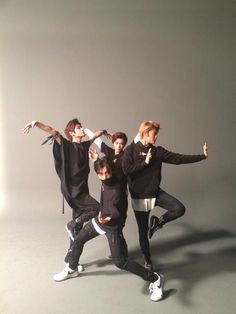 Taeyong, Yuta, Hansol and Ten #SMROOKIES