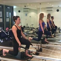 Love this standing lunge variation I did with when she came to visit a couple of wks ago! Pilates Chair, Pilates Reformer Exercises, Pilates Barre, Pilates Training, Pilates Video, Pilates Studio, Pilates Workout, Workouts, Pilates Instructor