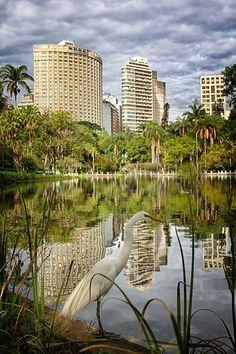 Belo Horizonte, Minas Gerais - (by Kim Schandorff)