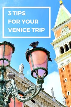 Venice is no secret and some 20 million people visit each year. But for such a popular destination, we still have some tips we think would be handy to hear! Click through to blog post.