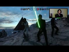 Jedi vs Sith Who Will Win? | WTF Luke Can Fly?