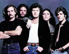 ............... THE EAGLES ............ .Joe Walsh .... .. Don Felder ...... . Don Henley ... .. Timothy B. Schmit . .... Glenn Fry