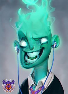 Ghost boy this time for Halloween School. So much fun drawing teenage monsters… Character Design Inspiration, Character Design, Character Illustration, Cartoon Styles, Painting Style, Max Grecke, School Portraits, Creature Design, Character Design References