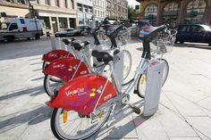 France - Mulhouse - VéloCité (200 bikes)