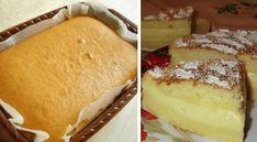 Nadýchaný vanilkový dort z dostupných surovin – hotový za pár minut! Baking Soda Scrub, Baking Soda Bath, Baking Soda Cleaning, Baking Soda Beauty Uses, Baking Soda Uses, No Bake Desserts, Dessert Recipes, Napoleon Cake, Baking Logo