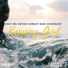 """While God will never forget or abandon us, at times we will feel forgotten. It's not that God is distant; it's just that sometimes He feels distant. It's not that God is preoccupied; it's just that our struggles make us feel like we're facing the world alone. What is amazing is that we are given<a href=""""http://www.faithgateway.com/reminding-god-to-remember/"""" title=""""Read more"""" >...</a>"""