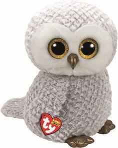 Ty Boo Buddy Owlette soft toy owl So cute!