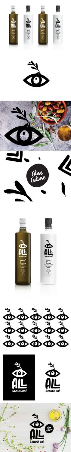 This Greek Extra Virgin Olive Oil Design Taps into Your Primal Senses — The Dieline | Packaging & Branding Design & Innovation News