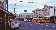 As one of the last iconic inner city strips I thought a thread would be good to celebrate the old and new, good and bad of K'Road. Big changes are planned. Nz History, Pacific City, Auckland New Zealand, Red Light District, Travel Route, Shopping Street, Las Vegas Strip, Public Transport, Old And New