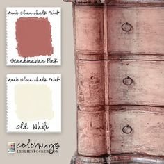ASCP Scandinavian Pink and Old White