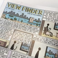 I have a two-page comic and lots of other bits and bobs... #YOU_RE_ALL_JUST_JEALOUS_OF_MY_JETPACK #Tom_Gauld #Arsetculture