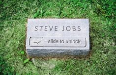 steve jobs, RIP