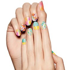 Nail Strips from Avon