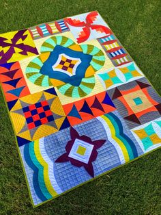 Sew Kind Of Wonderful: Curve It up Challenge Link-Up Party!  Go see these lovely quilts!