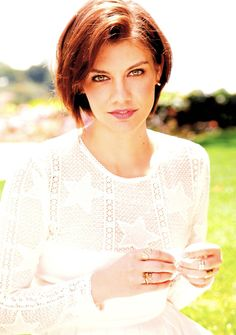 Lauren Cohan aka Maggie Greene :)