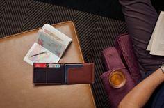 Work trips, tea sips, travel slips.