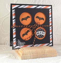 I am almost at the end of my 10 Days Of Halloween Projects ! Today is Day #9  and I have one more day to go. I hope you have enjoyed ...