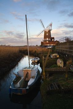 Cley Mill, Cley-next-the-Sea,Norfolk