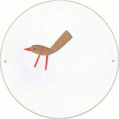 Travail de l'illustratrice Cecilia Afonso Esteves mis en scène sur son blog Una flor de Papel. -love her work