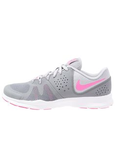 reputable site 05e05 8595f ¡Cómpralo ya!. Nike Performance CORE MOTION TR 3 Zapatillas fitness e  indoor grey