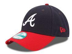 Atlanta Braves MLB Baseball caps 9forty new era Mlb Baseball Caps e39b422c6594