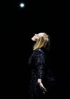 Adele se produit sur scène au Verizon Center à Washington le 10 Octobre, 2016