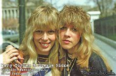 Stevie Nicks (& Mary Torrey)