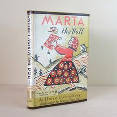 Marta The Doll Another Marta Book :)