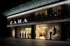 ZARA Sydney store. Discover the best fashion places with www.posse.com