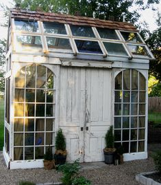 photos of greenhouses made from windows | greenhouse Archives | The Garden ScoutThe Garden Scout