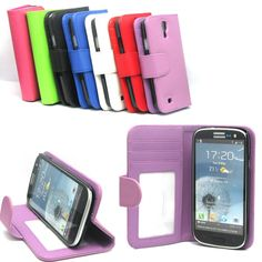 Side Stand Flip PU Leather wallet Card Cover Case Samsung Galaxy S4 S IV i9500  Best item ever seen, with very good price! Recommend!