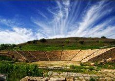 #InvasioniDigitali del parco archeologico di Morgantina a Aidone, Enna il 23 aprile alle ore 11.00 Invasore: Rosy Giangreco
