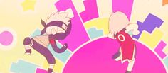 <3 Kakashi & Sakura fangirling