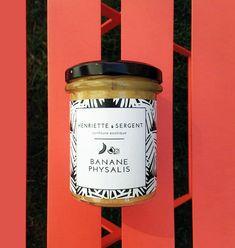 Logo & Packaging /Project for Henriette & Sergent / Graphique design / Illustration