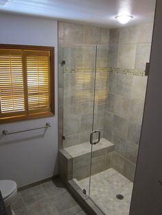 Great shower! The elements we would love to have in a shower are all here: - walk in that is spacious but not absurdly large - large tile to minimize grout lines - A bench! My wife's must have We'd have some different color schemes but its a great design to us.