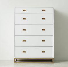 Avalon Tall Dresser