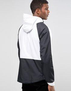 d33bb459f4 Image 2 of Nike AV15 Hooded Jacket In White 804732-100 Windbreaker