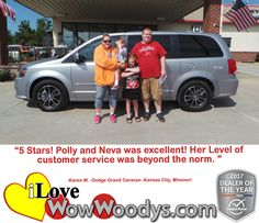 """5 Stars! Polly and Neva was excellent! Her level of customer service was beyond the norm."" Karen W. Kansas City, Missouri"