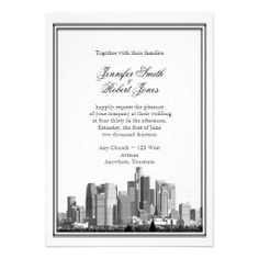New York City Destination Wedding Invitation Destination wedding