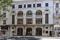 Lyon - Théâtre Tête d'Or Avenue Maréchal de Saxe