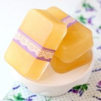 10-Minute DIY: Honey Lavender Soap