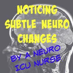tips and tricks about neuro changes from a neuro ICU nurse - Jesie Nursing Study Tips, Nursing Articles, Nursing Blogs, Icu Nursing, Nursing Notes, Nursing Schools, Pharmacology Nursing, Travel Nursing, Icu Rn
