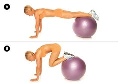 Stability Ball Roll-Up